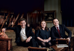 The Decanter interview: Mouton Rothschild family: the new generation