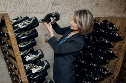 Meet Perrier-Jouët's eighth Cellar Master