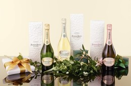Maison Perrier-Jouët unites beauty and sustainability with the global launch of its new gift-box collection