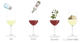 Tasting notes decoded: Salt, Kirsch, Bramble and Oyster Shell