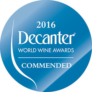 Image: DWWA 2016 Commended seal of approval