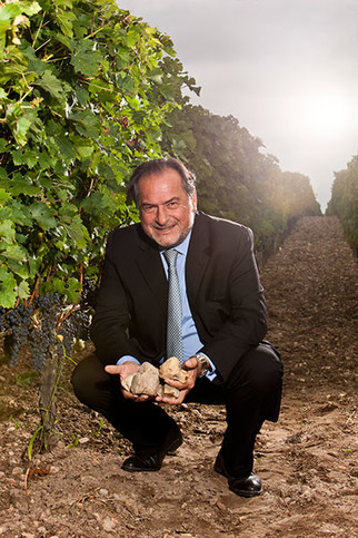 Image: Michel Rolland, credit Decanter