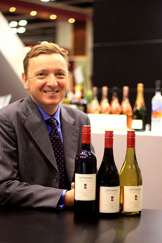 Image: Gavin Jones, Director of Jebsen Fine Wines