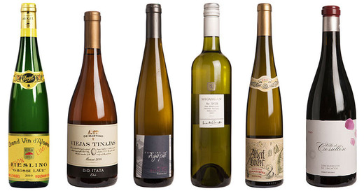 The most exciting dry wines of 2016 - Decanter (Part I)