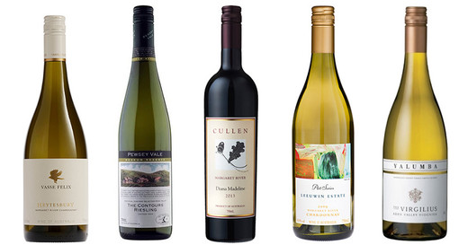 Decanter star buys of 2015 - Australia