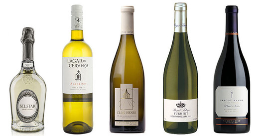 5 Award-winning wines to go with Asian seafood, chicken and duck dishes