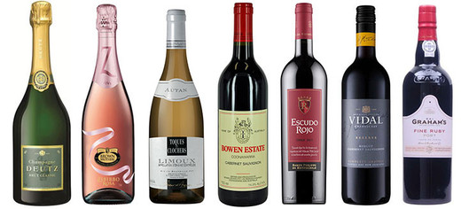 12 wines for your Spring Festival