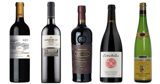 Decanter star buys of 2015 - May Day special