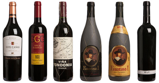 Premium red Rioja - Decanter Panel Tasting - Part II