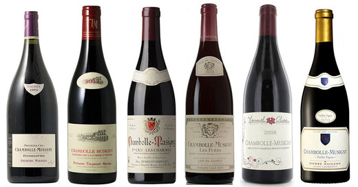 8 of the top Chambolle-Musigny 2014s from Decanter Panel Tasting