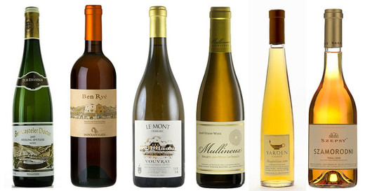 Decanter star buys of 2016 - 10 top sweet wines for your New Year