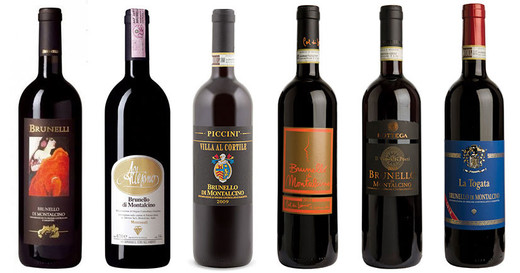 22 high-score Brunello 2010 - the complete Decanter buying guide in China