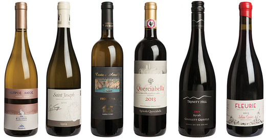 Most exciting wines of 2017 – below £25