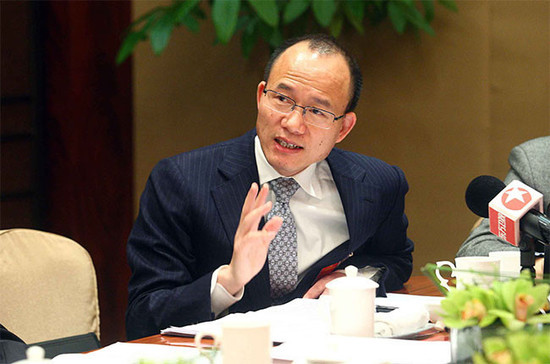 Fosun group Guo Guangchang