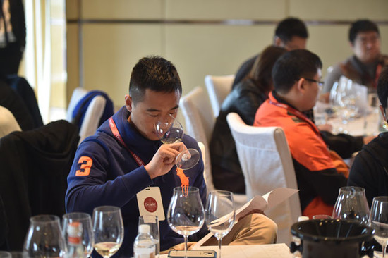2014 Decanter Shanghai Fine Wine Encounter