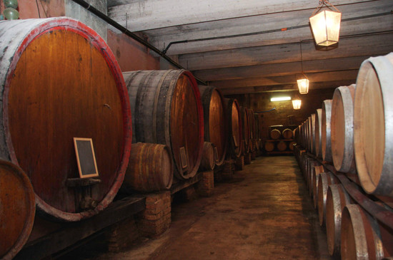 Image: Oak barrels, credit Decanter
