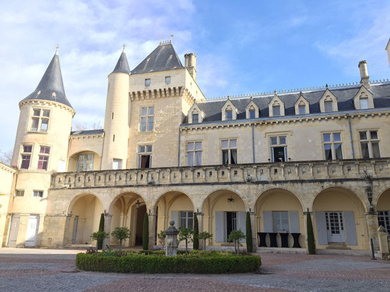 Image: Chateau la Riviere, credit Decanter