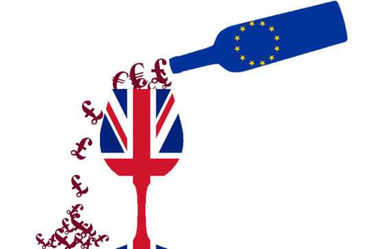 Image: Brexit and wine