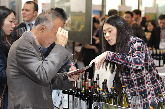 Decanter Shanghai Fine Wine Encounter
