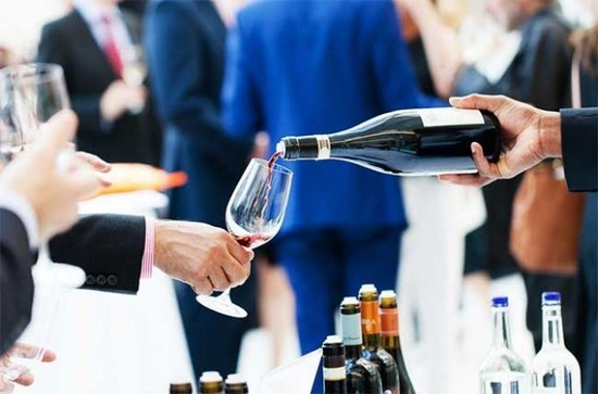 Image: Decanter tasting event