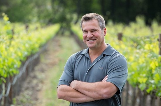 Marcus Notaro, Stag's Leap Wine Cellars