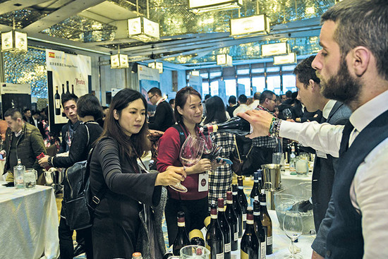 Decanter Shanghai Fine Wine Encounter 2016 Grand Tasting