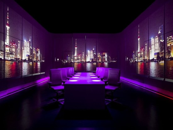 Image: Ultraviolet is selected as one of the two three star restaurants in 2018 Michelin Guide Shanghai. Image credit: Ultraviolet