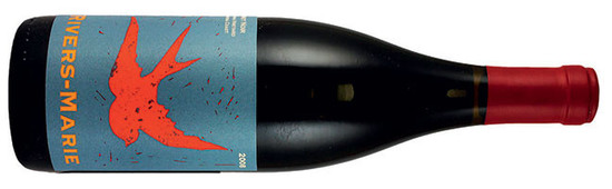 Rivers-Marie Pinot Noir is an exciting prospect