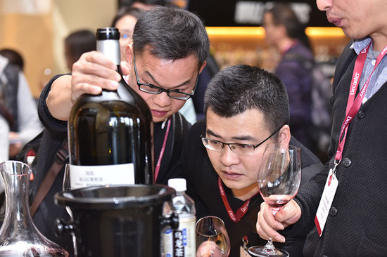 Decanter Shanghai Fine Wine Encounter - Discover Californian wines
