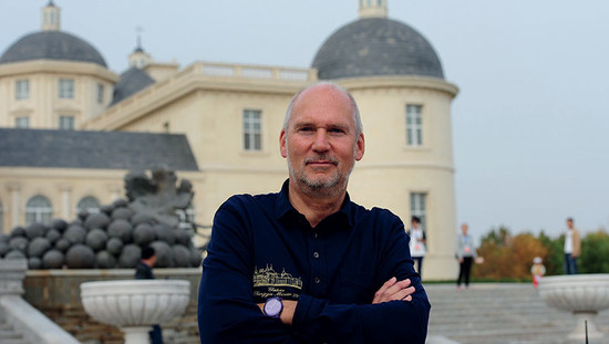 Image: Lenz Moser at Chateau Changyu-Moser XV