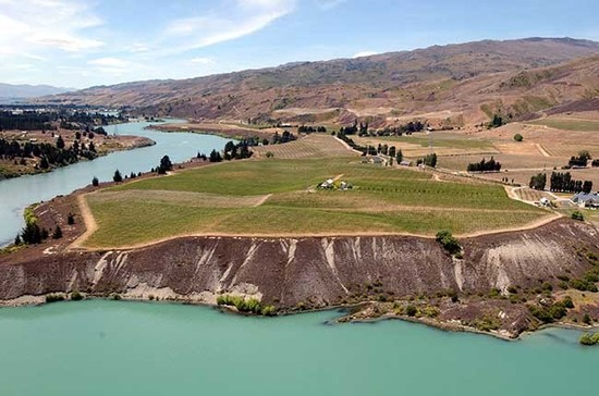The Central Otago landscape. Credit: From Decanter magazine
