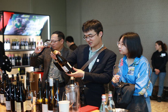 Image: Decanter Shanghai Fine Wine Encounter 2019