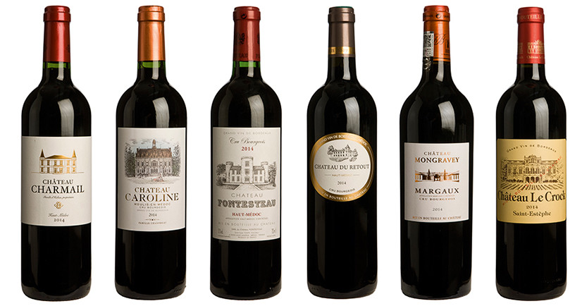 Cru bourgeois 2014 - Decanter Panel Tasting - part I