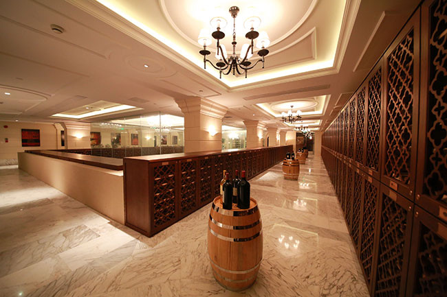 China's ASC to close Shanghai Wine Residence