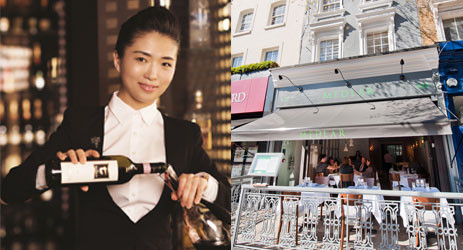 The world of Chinese sommeliers: LI Meiyu