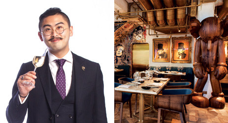 The world of Chinese sommeliers: Wallace Lo