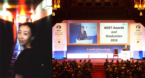 Greater China students win top awards at WSET ceremony