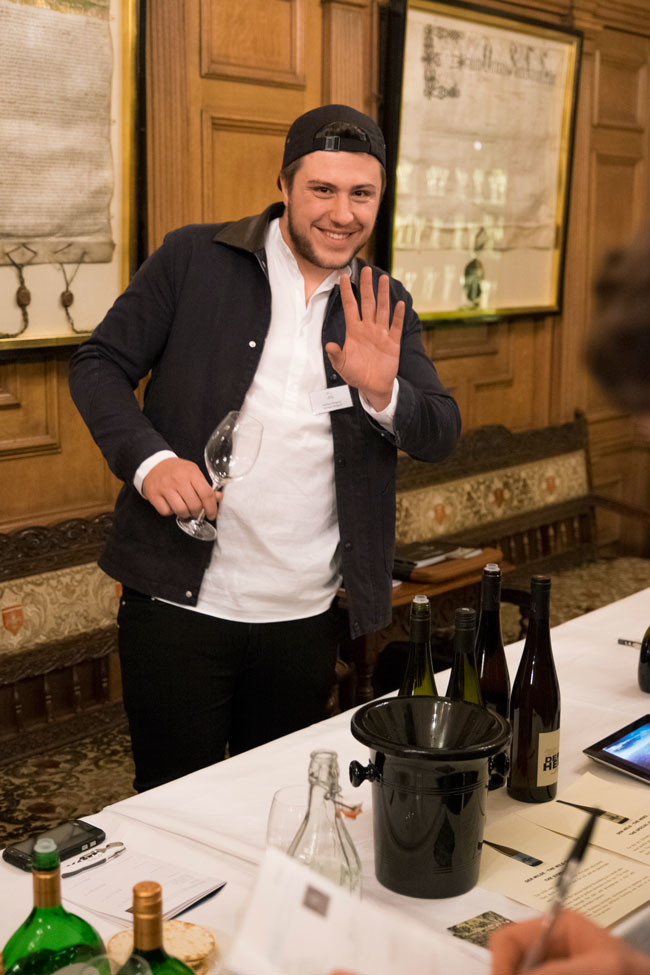 Andi Weigand of Iphofen, Generation Riesling