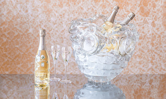 Eight of the best Champagne art collaborations