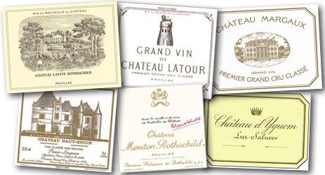 Wine quiz week 4 - understand the wine labels