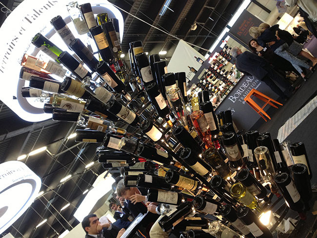 European wine fairs, worth the trip?