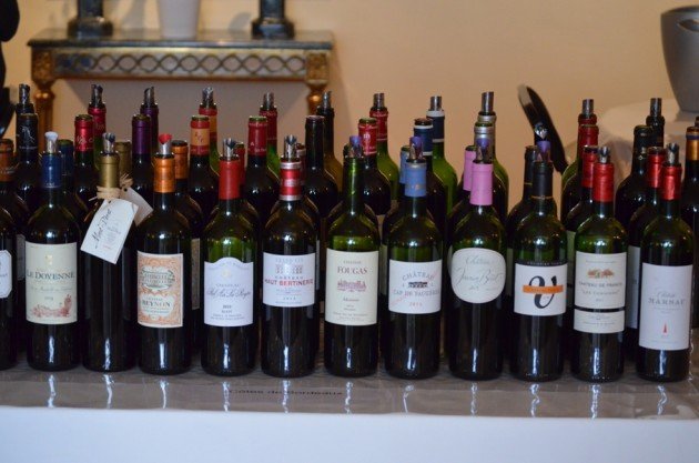 Image: Bordeaux wine labels, credit Decanter