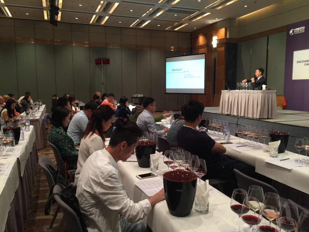 Searching for China's signature wine grape