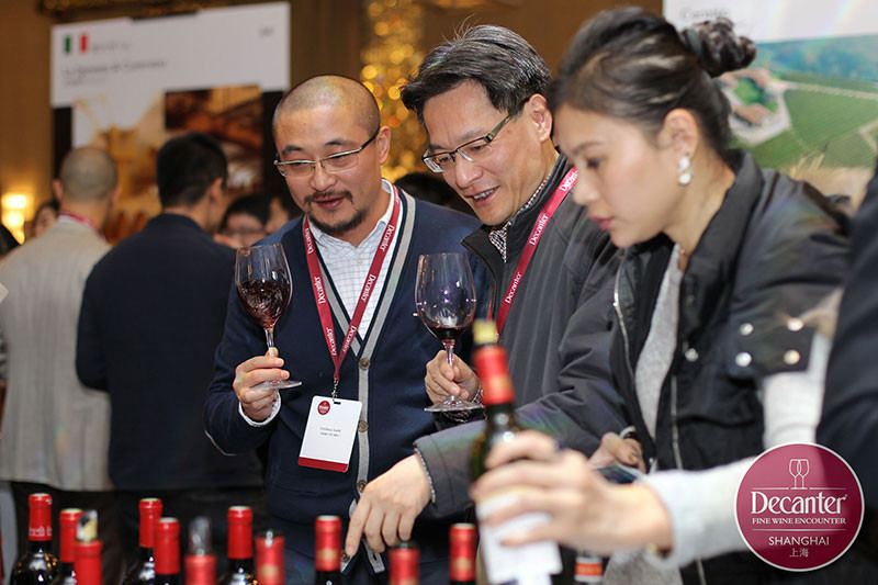 Superstar wineries line-up for the third Decanter Shanghai Fine Wine Encounter