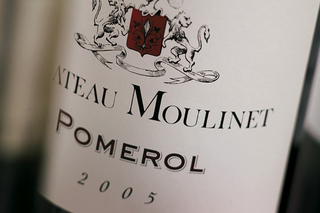 Chateau Moulinet in Pomerol bought by Beijing investor