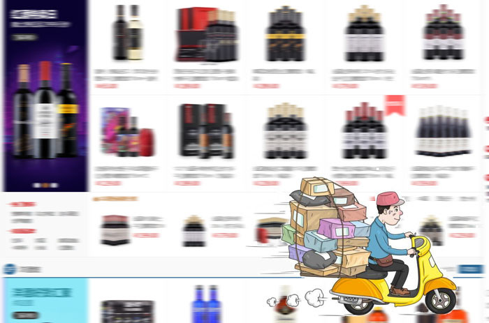 Specialised online wine and spirits shops: A mission due to fail?