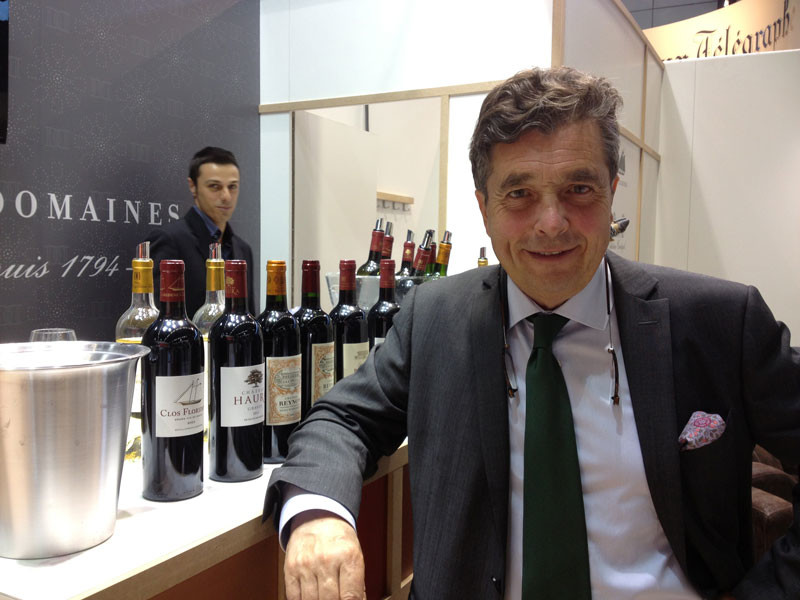 International: Wine professor Denis Dubourdieu dies