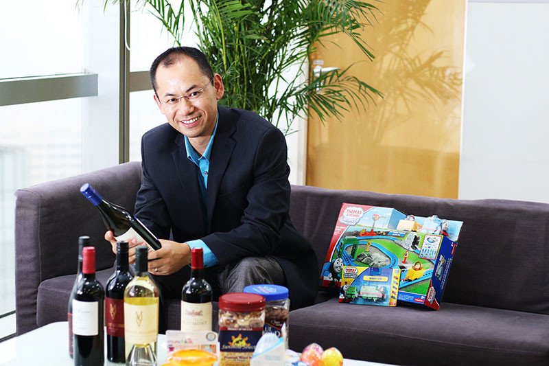 Amazon China: Who is drinking imported fine wines in China– exclusive interview
