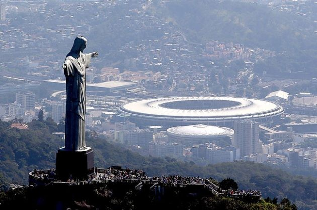 Image: Rio, Credit: Matthew Stockman / Getty Images