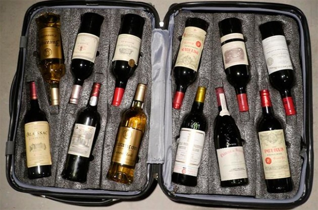 Travelling with wine – ask Decanter